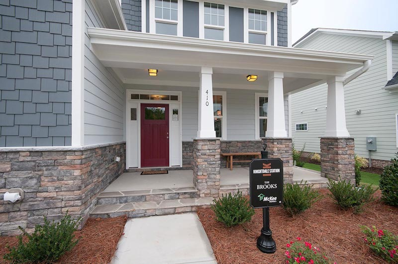 Home By McKee Homes & The Brooks by McKee Homes - Knightdale Station