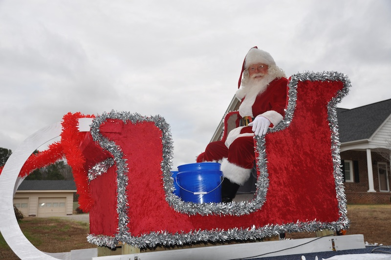 Knightdale Christmas Parade