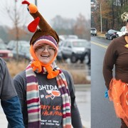 Turkey Leg 5K at Knightdale Station