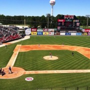 Carolina Mudcats Baseball