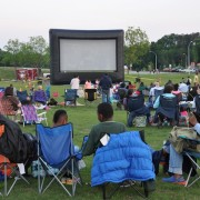 Knightdale Outdoor Movie Night