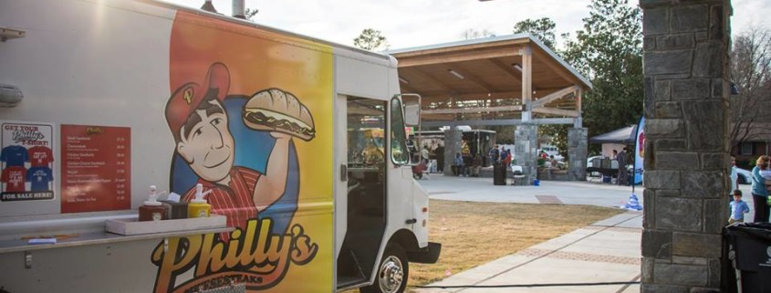 Knightdale Station Food Truck Thursdays
