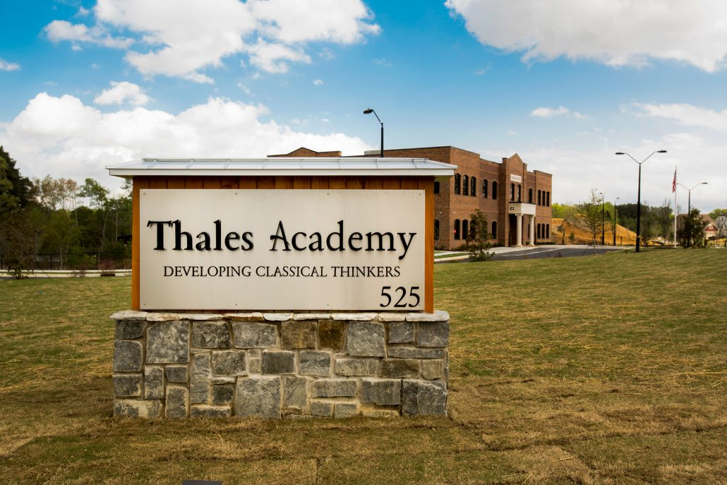 Thales-Academy-Knightdale-Knightdale Station