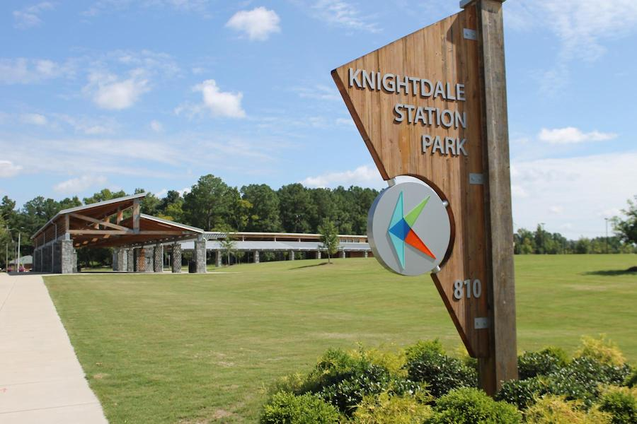 Fastest-Growing-City-in-NC- Knightdale NC Station