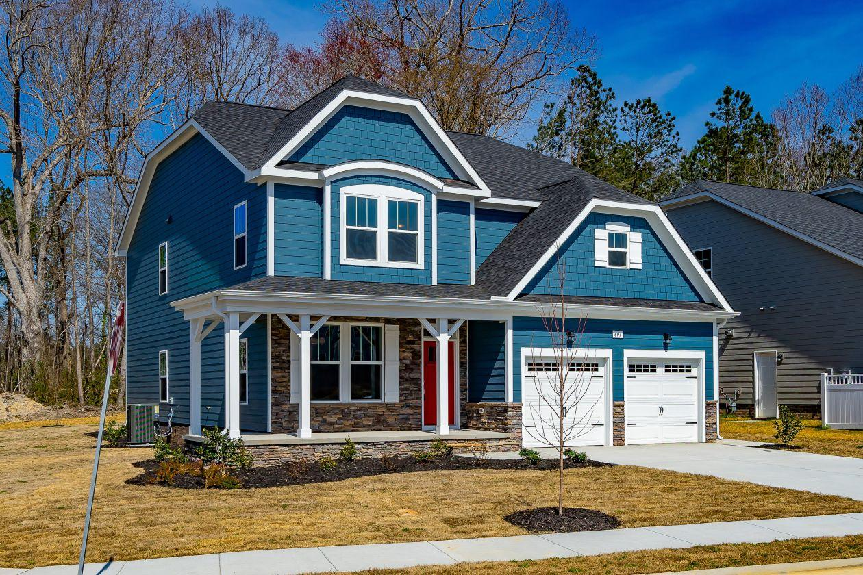 New Homes In Knightdale At Knightdale Station Nc