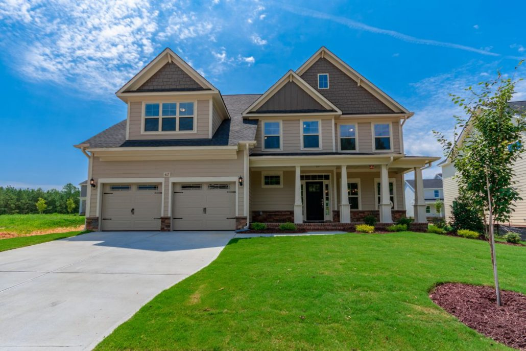 New-Homes-for-sale-in-Knightdale-Knightdale-Station