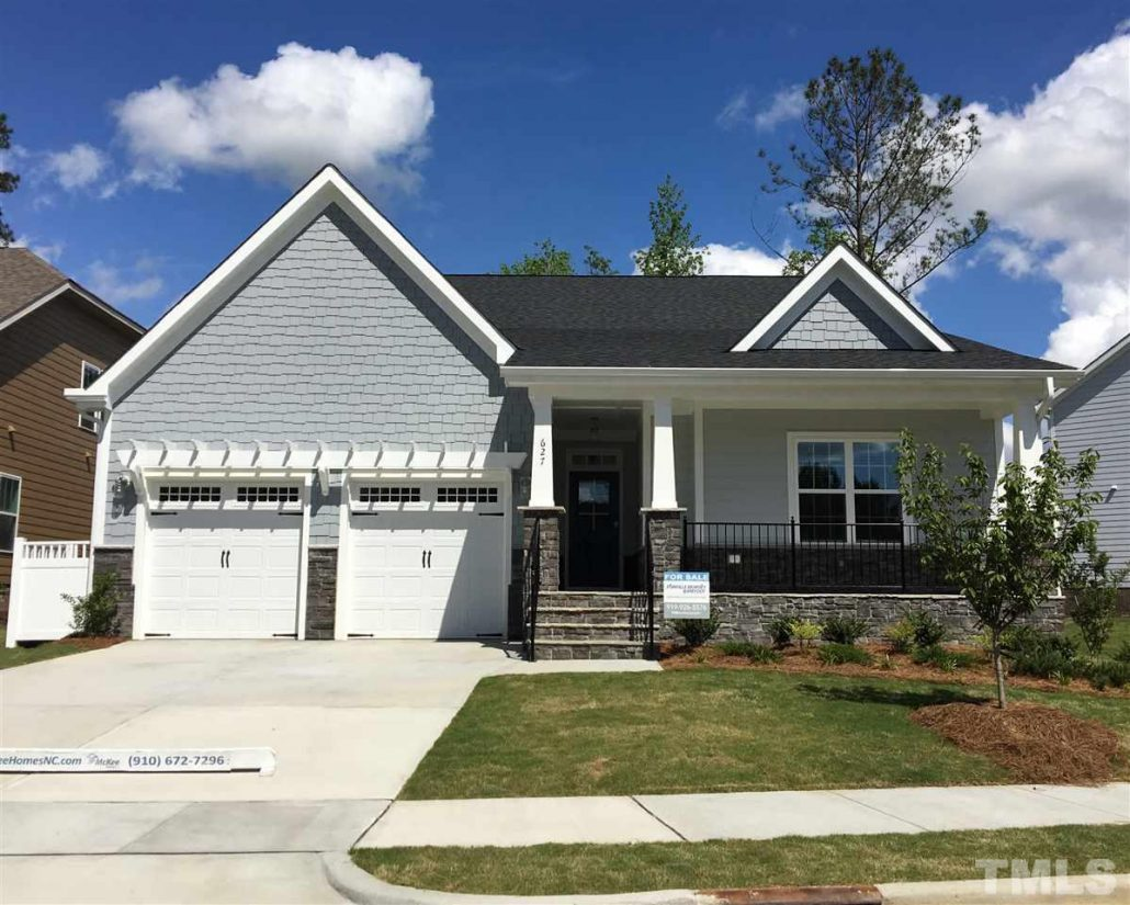 McKee-Homes-New Homes-in-Knightdale