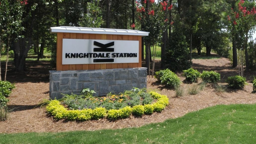 Fastest-Growing-City-in -NC-Knightdale Station