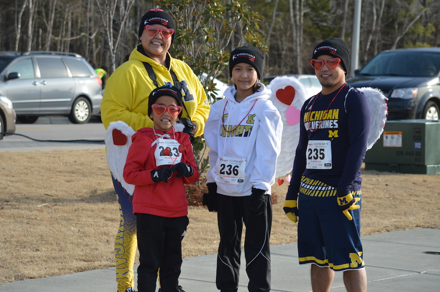 Active-Lifestyle-in-Knightdale-Knightdale Station-Cupid Run