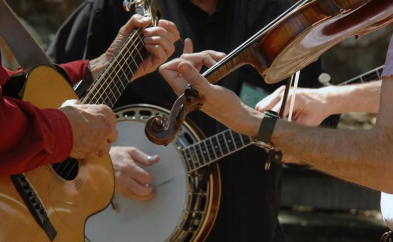 BBQ-and-Bluegrass-Festival-Oak and Smoke Fest