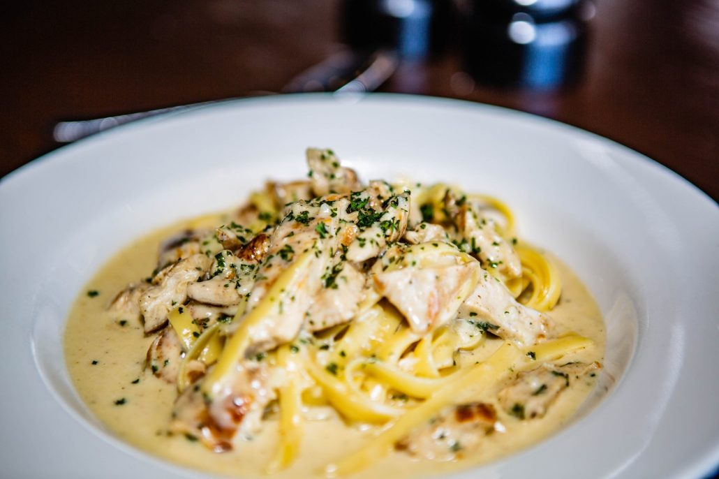 Top-Restaurants-in-Knightdale-Chicken-Alfredo-Knightdale Station