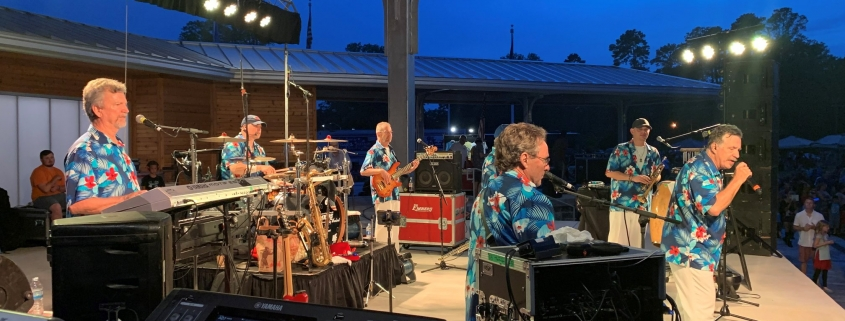 Second-Friday-Concerts-Knightdale